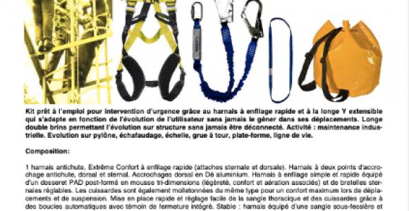 KIT INDUS 3 - Activité : maintenance industrielle